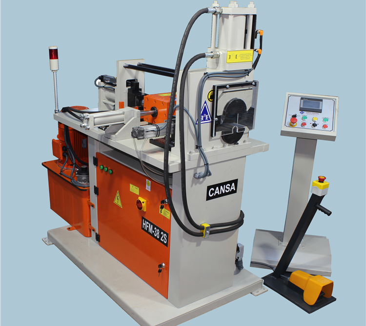 Double Endforming Machine