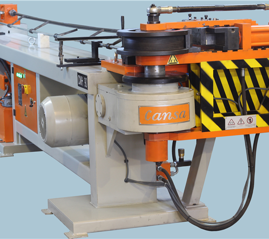 CMH90 Pipe Bender Machine
